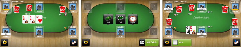 poker betting app