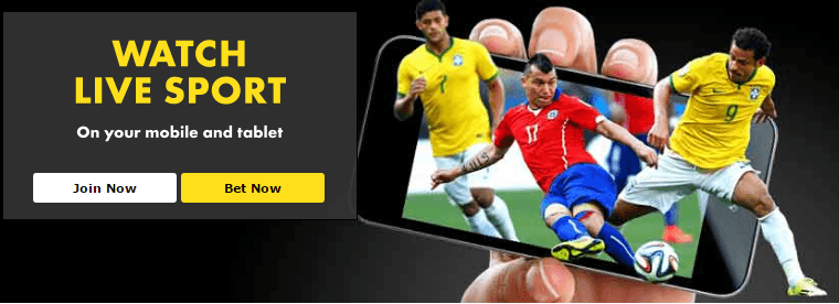 What is the bet365 live streaming?