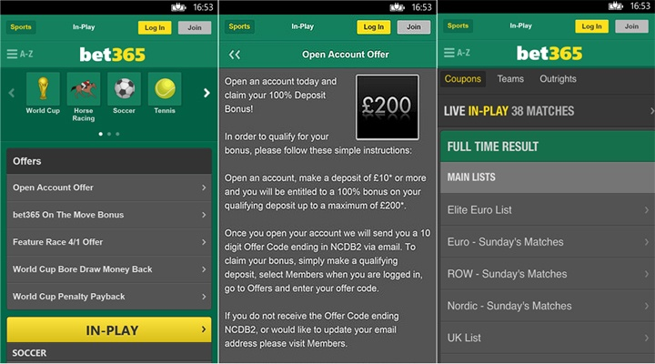 bet365 home default