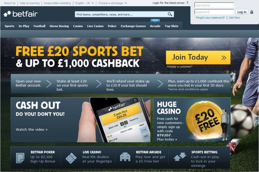 betfair android app site