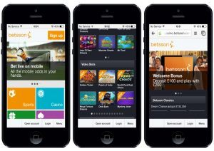 The Betsson Group Upgraded its Mobile Section with 800 Titles
