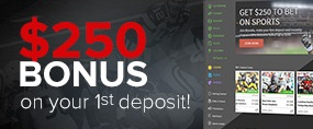 Make a bet with the Welcome bonus of Bovada online!