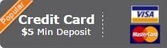 Are there requirements for making a deposit at Centrebet?
