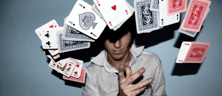 What do entrepreneurs and gamblers have in common?