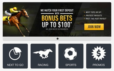 What options for online betting can you find at Bookmaker.com.au?