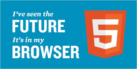Why HTML5 is the future?