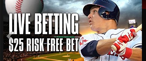 Does the website of Betonline offer live betting?