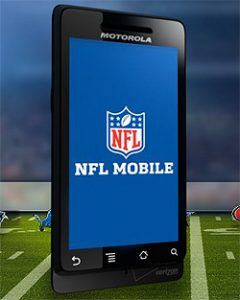 nfl application mobile