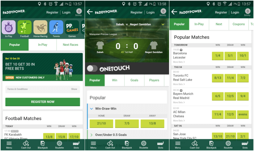 paddy power android app