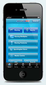 how to download and install the sportingbet iphone app